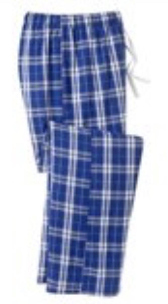 Flannel Plaid Pajama Pants